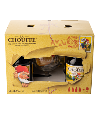 Brasserie d'Achouffe La Chouffe Cadeau