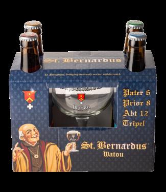 Brouwerij St. Bernardus Sint Bernardus Giftpack