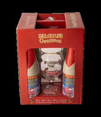 Brouwerij Huyghe Delirium Tremens Christmas Giftpack