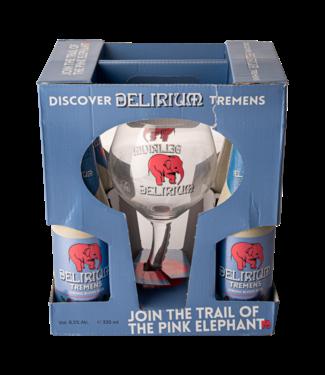 Brouwerij Huyghe Delirium Tremens Cadeau