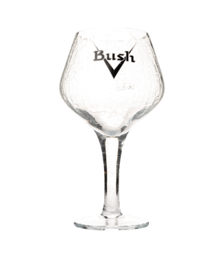 Brasserie Dubuisson Bush Glass