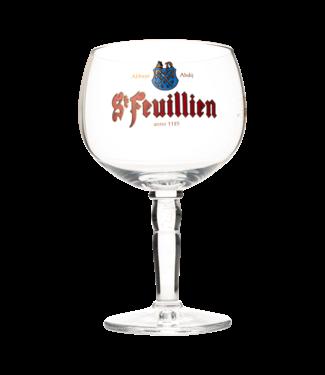 Brasserie St-Feuillien Saint-Feuillien Glass