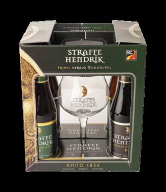Brouwerij De Halve Maan Straffe Hendrik Geschenkverpakking