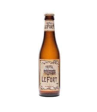 Brouwerij Omer Vander Ghinste  LeFort Triple