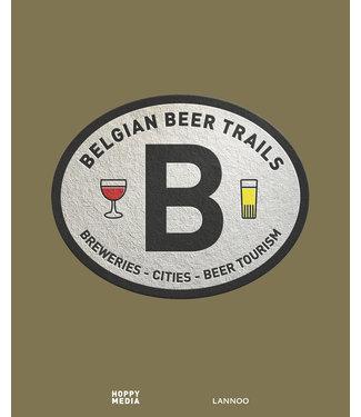 Uitgeverij Lannoo Belgian beer trails