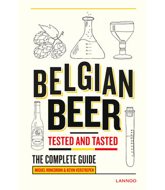 Uitgeverij Lannoo Belgian Beer - Tested and tasted
