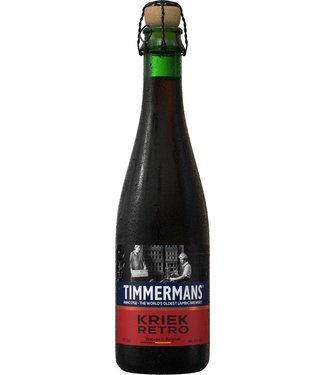 Brouwerij Timmermans Timmermans Kriek Retro