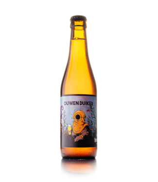 Hedonis Ambachtsbier Ouwen Duiker