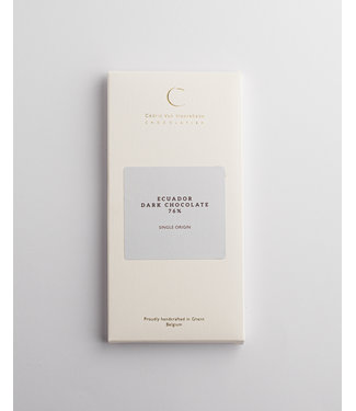 Chocolatier Van Hoorebeke Ecuador Dark Chocolate 76% - Single Origin