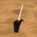 ChoCamel - Schokolade Lutscher mit Kamelmilch