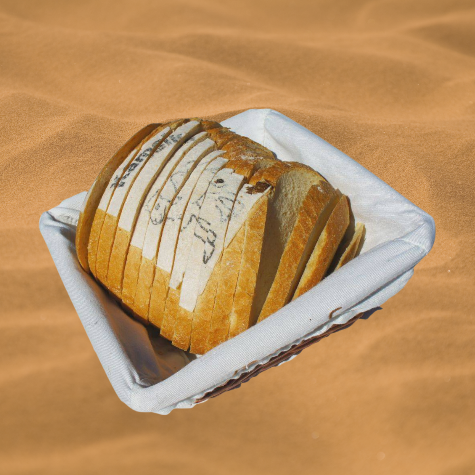 Kamelenmelk Brood