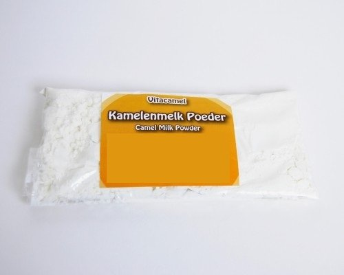 80gr Kamelmilch pulver in wiederverschließbaren Beutel