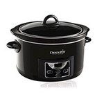 Crock-pot Slowcooker Zwart 4,7l