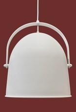 """Mat wit design hanglamp """"Waldo"""""""