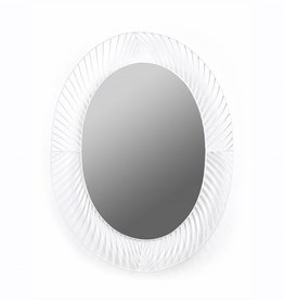 Mirror / Colonel / Oval / White