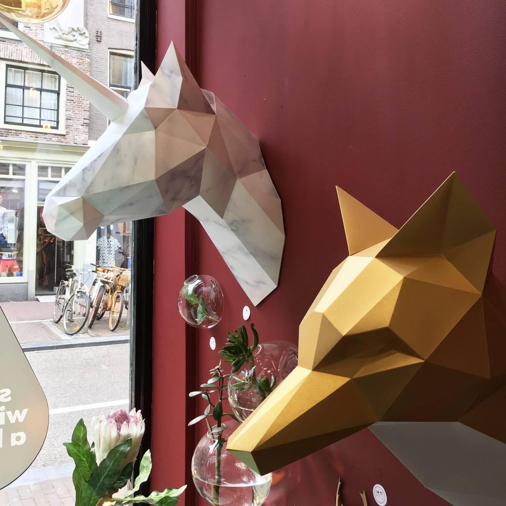 Paper Fox / Gold