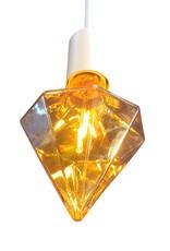 Diamant LED gloeilamp