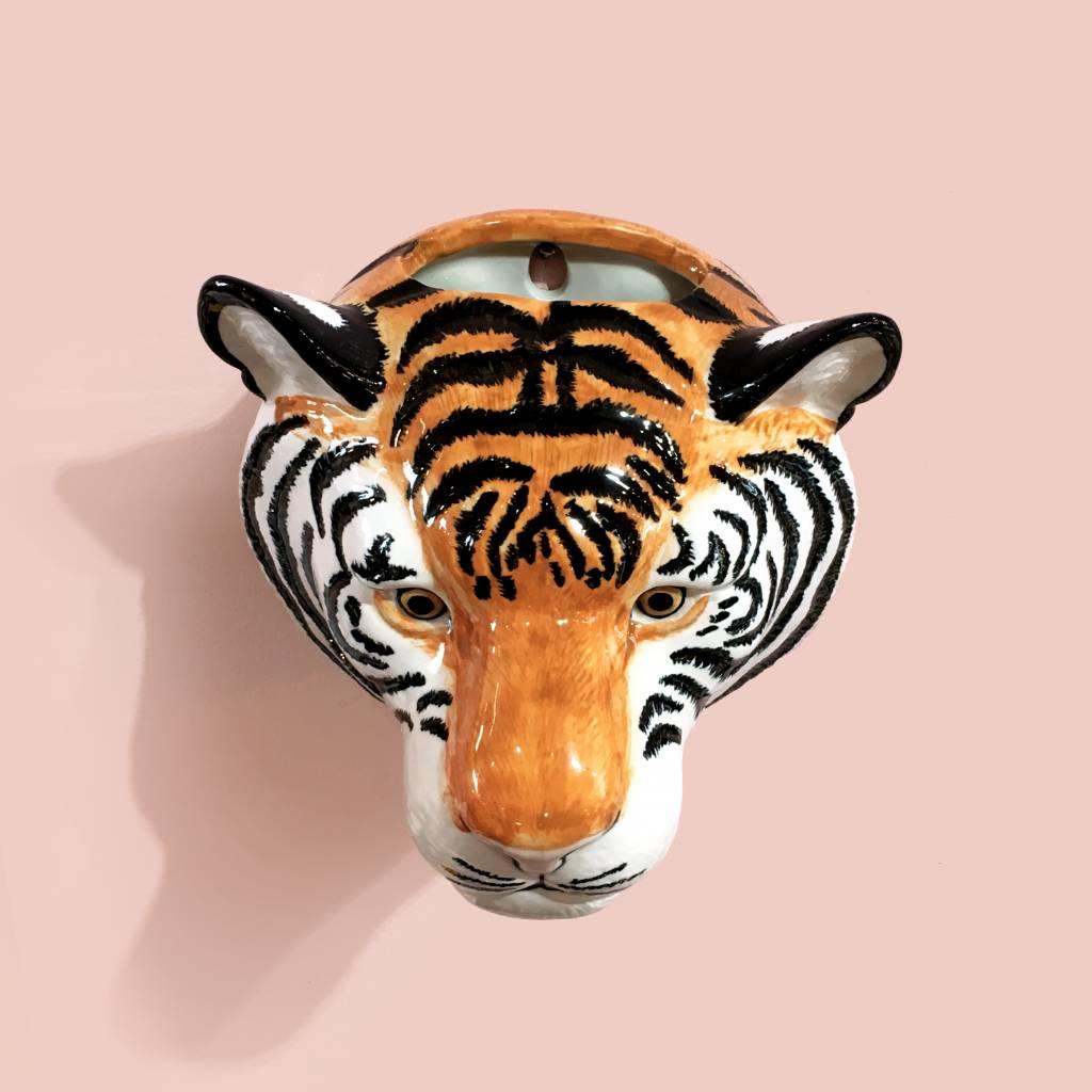 Wall Vase / Tiger