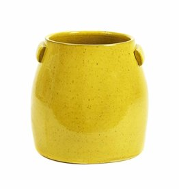 Yellow planter / M
