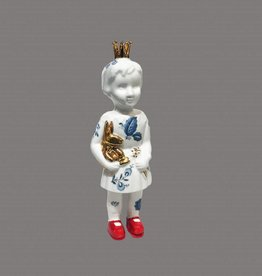Mini Doll / Delft Blue