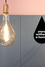 XL retro LED bulb