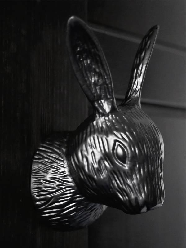 Rabbit Hook / Black