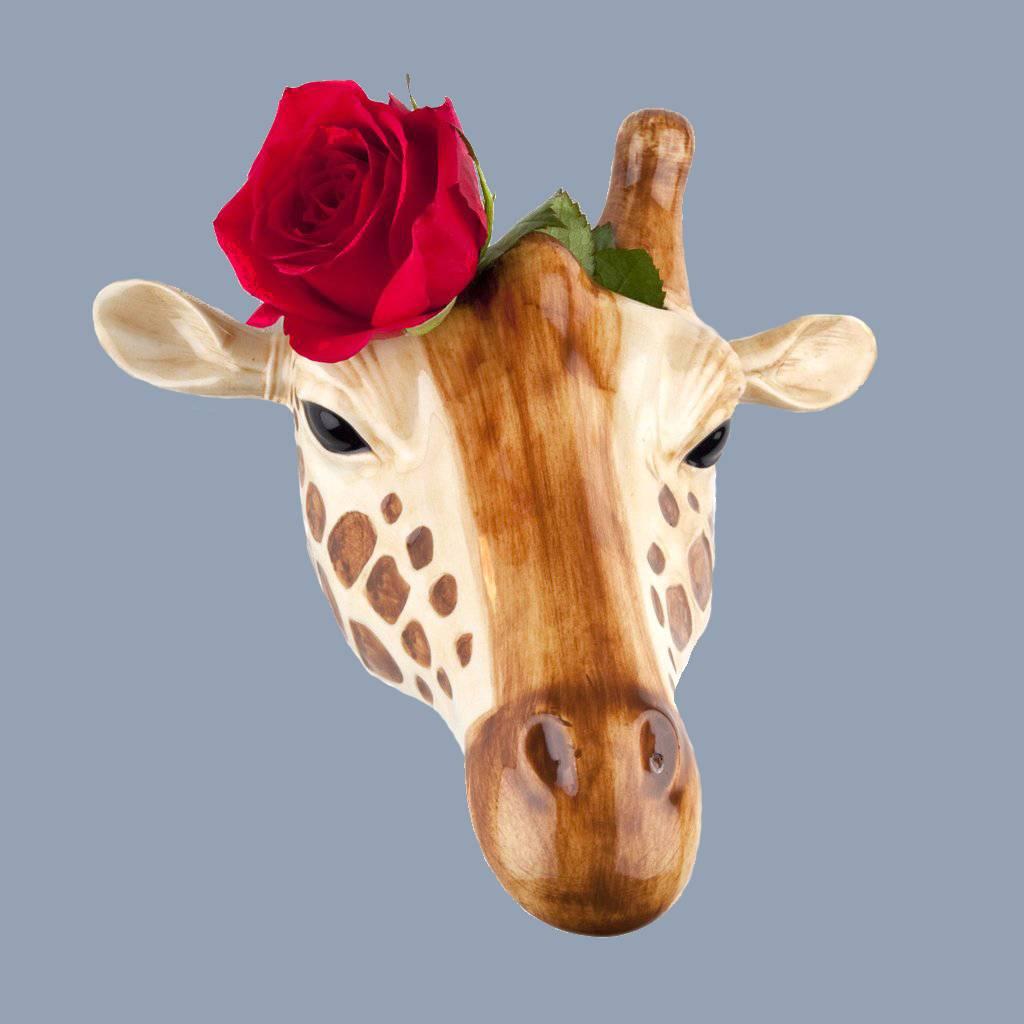 Wandvaas / Giraffe