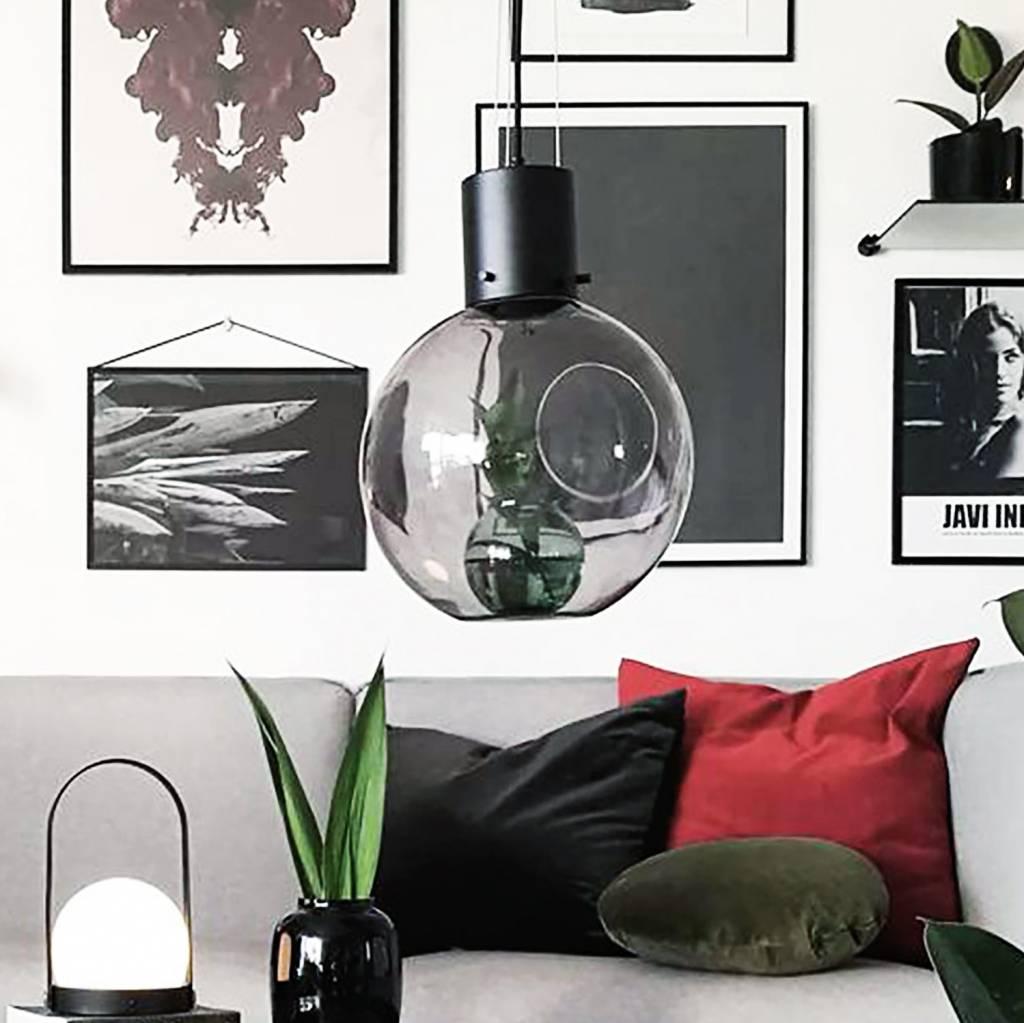 """Modern pendant light """"Globe"""""""
