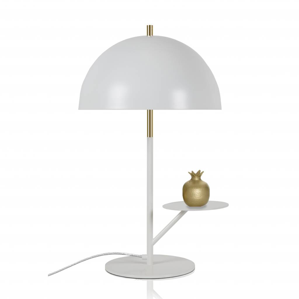Table Lamp / James / White