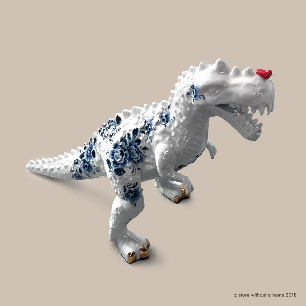 T-rex figurine by Lammers en Lammers