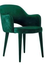 Velvet Chair / Green