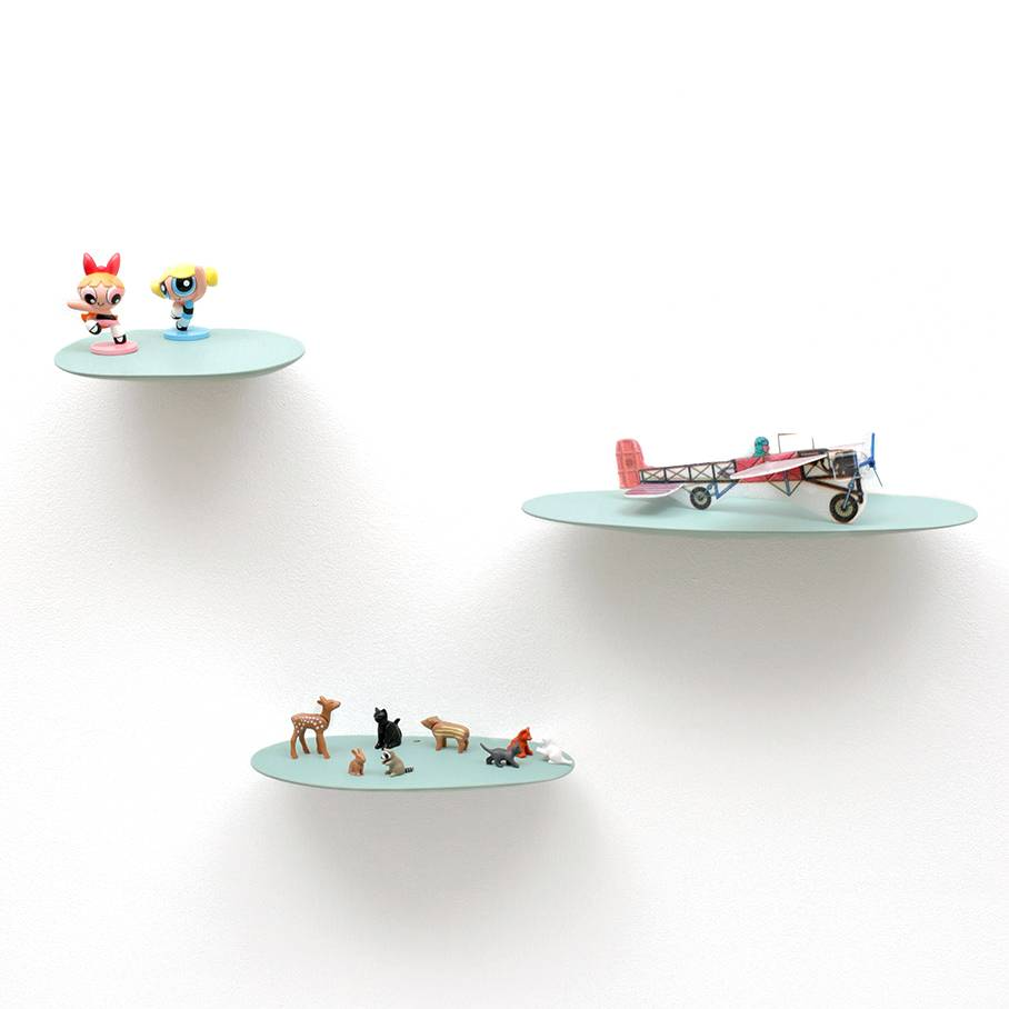Ceramic shelf / L / Mint