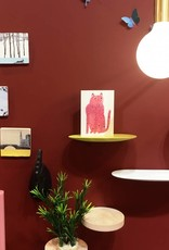 Ceramic shelf / S / Mint green