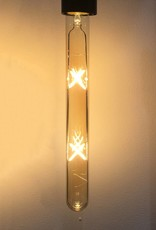 Retro LED light tube 4 Watt 30 cm