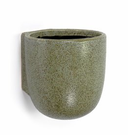 Wall Pot / L / Green