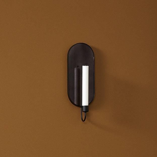 Scandinavisch design kandelaar voor aan de muur