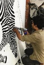 Doing Goods giraffe vloerkleed