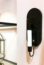 Scandinavian design candlestick to hang on the wall