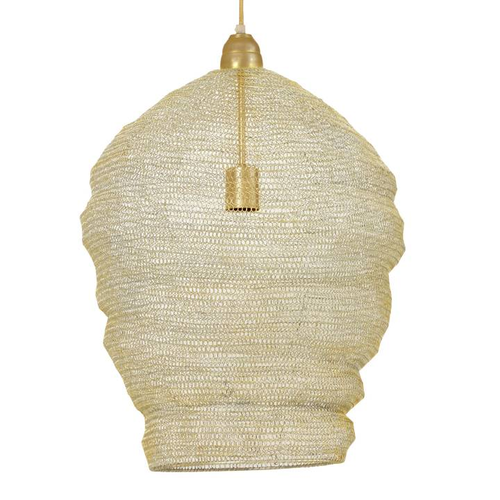 Pendant Light / Garza XL / Gold
