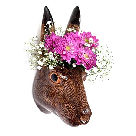 Wall Vase / Hare