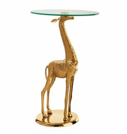 Giraffe side table