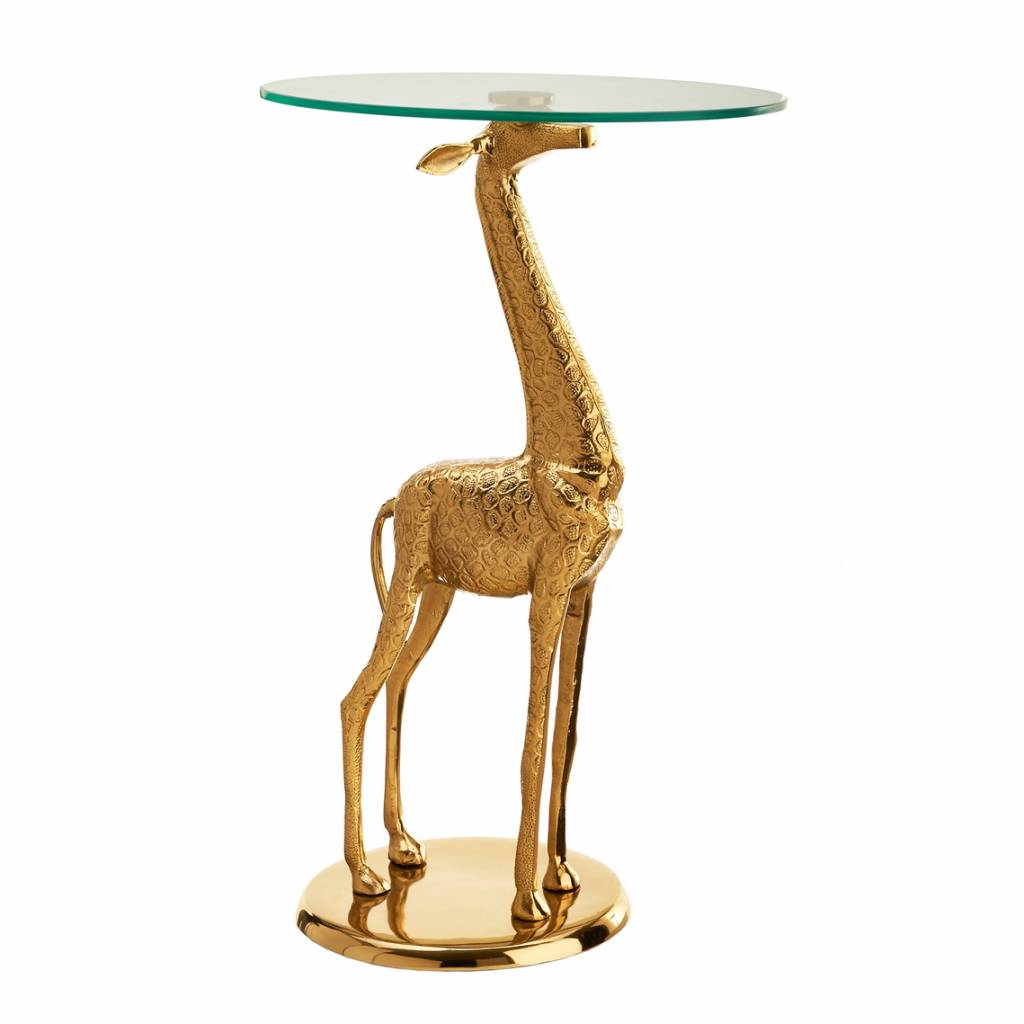 Giraffe bijzettafel van Pols Potten