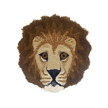 Leeuw kleed van Doing goods