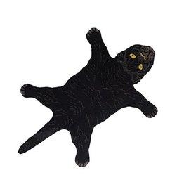 Vloerkleed / Zwarte Panter / S
