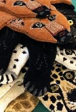 Berber bear rug