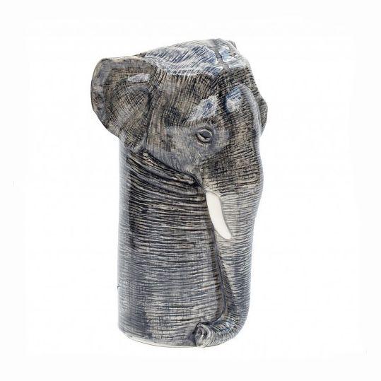 Vaas in de vorm van een olifant