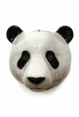 Wandvaas in de vorm van een panda