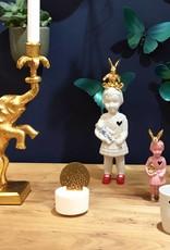 """Modern ceramic tealight holder """"Spotlight"""""""