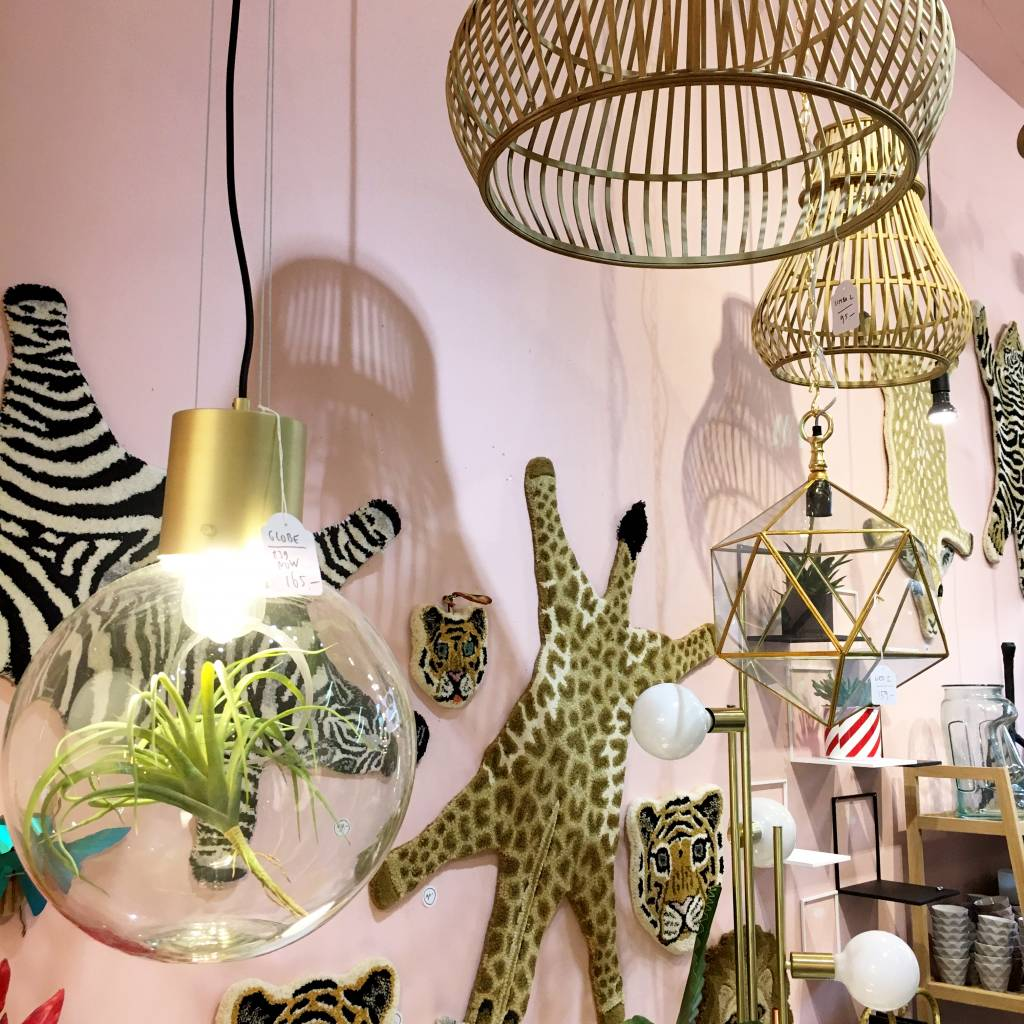 """Moderne bamboe hanglamp """"Simba"""""""