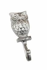 Owl coat hook